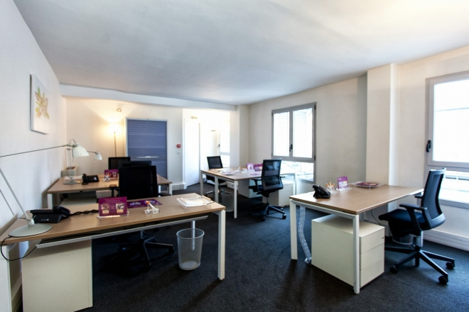 espaces de coworking paris op ra et boulogne. Black Bedroom Furniture Sets. Home Design Ideas