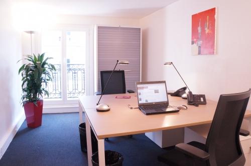 espaces de coworking paris op ra et boulogne. Black Bedroom Furniture Sets. Home Design Ideas